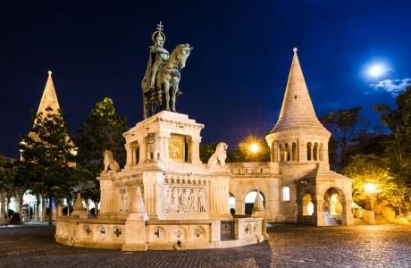 Fishermanmen's Bastion Budapest
