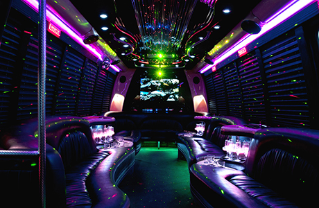 Party Limousine Budapest